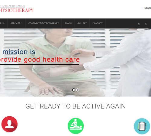 om-physio-website