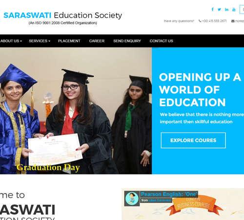 saraswati-college